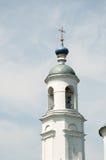 介绍的教会在上帝的母亲寺庙的在Spi 免版税库存图片