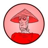 死的日本 免版税库存图片