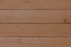 轻的杉木板背景  免版税库存图片