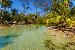 泰国房子 免版税库存照片