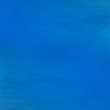 水的深刻的蓝色表面 库存照片