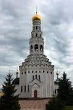 死的苏联战士的荣耀的寺庙在Prokhorovka,俄罗斯 免版税库存照片