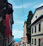 的里雅斯特,意大利2016年 免版税库存图片