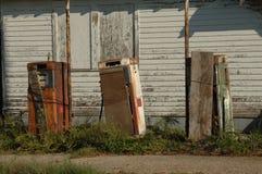 死的经济,在事务外面 图库摄影