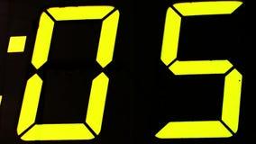 从10的读秒定时器到0秒 影视素材