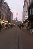 皇宫阿姆斯特丹 免版税图库摄影