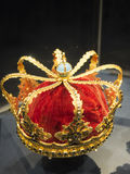 皇家丹麦冠 免版税库存照片