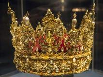 皇家丹麦冠 免版税图库摄影