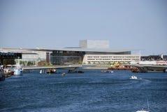 皇家丹麦歌剧 免版税库存图片