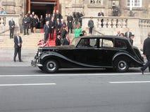 皇家丹麦的系列 库存照片