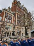 皇家伦敦美好的华美的乐趣 免版税库存照片