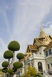 皇家全部宫殿(Wat Phra Kaew) 库存图片