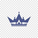 皇家冠 库存图片