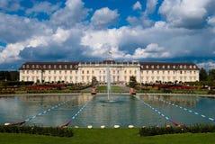 皇家前宫殿的池塘 库存图片