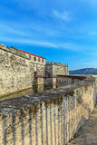皇家力量(卡斯蒂略de la Real Fuerza)的城堡,堡垒 免版税库存照片