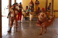 皇家加勒比巡航Labadee海地私有海岛  库存照片