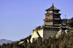 皇家北京的庭院 免版税图库摄影