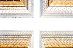 皇家和平的旅馆的对称 免版税图库摄影