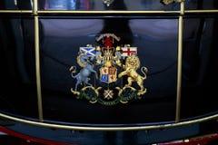 皇家喵喵叫,伦敦 免版税库存照片