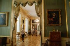 皇家城堡华沙 免版税图库摄影