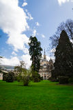 皇家城堡圣伊尔德丰索,西班牙 库存图片