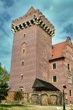 皇家城堡的塔 图库摄影
