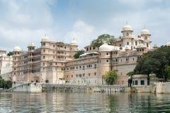 皇家城堡, Udaipur,印度 库存照片