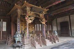 皇家宫殿沈阳 库存照片