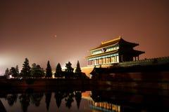皇家宫殿 库存照片
