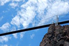 皇家峡谷的途径 免版税库存图片