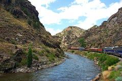 皇家峡谷的途径 库存照片