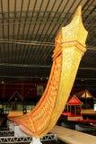 皇家干涉皇家驳船国家博物馆,曼谷,泰国 库存图片