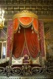 皇家开胃菜的王位,意大利的规则 库存照片