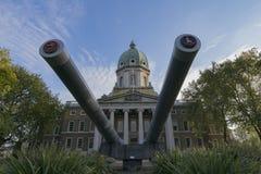 皇家战争博物馆伦敦 库存图片