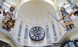 皇家拱廊墨尔本 库存照片