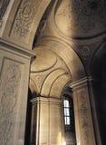 皇家教堂凡尔赛宫法国 免版税图库摄影