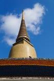 皇家教堂有天空背景 库存照片