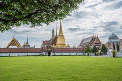 皇家曼谷全部的宫殿 免版税库存图片