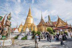 皇家曼谷全部的宫殿 图库摄影