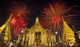 皇家曼谷的宫殿 库存图片