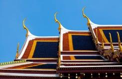 皇家曼谷的宫殿 库存照片