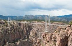 皇家桥梁的峡谷 库存图片