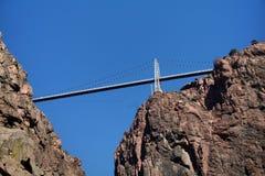 皇家桥梁的峡谷 免版税库存图片
