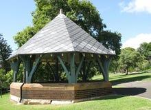 皇家植物园在悉尼 免版税库存照片