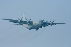 皇家泰国空军60108个C-130  免版税库存图片