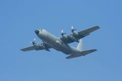 皇家泰国空军60106个C-130  免版税库存图片