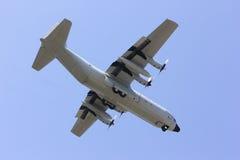 皇家泰国空军60111个C-130  免版税库存图片