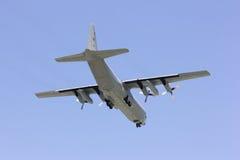 皇家泰国空军60111个C-130  免版税库存照片