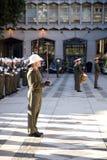 皇家海军陆战队员 免版税库存图片