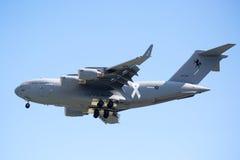 皇家澳大利亚人空军队C-17A Globemaster III 免版税图库摄影